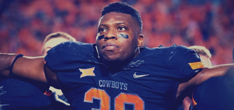 Emmanuel Ogbah Became The NCAA Active Sack Leader Saturday